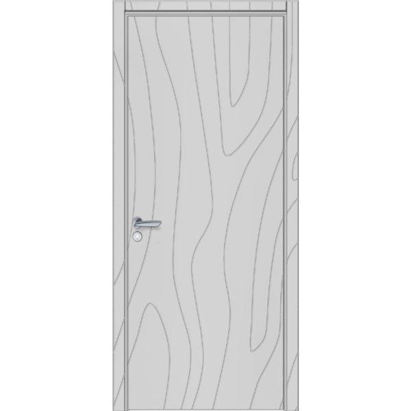 Двери с фрезерованным рисунком