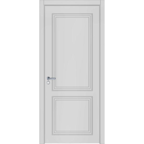 Двери классические с фрезеровкой