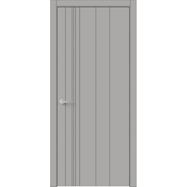 Двері з фрезерованим малюнком